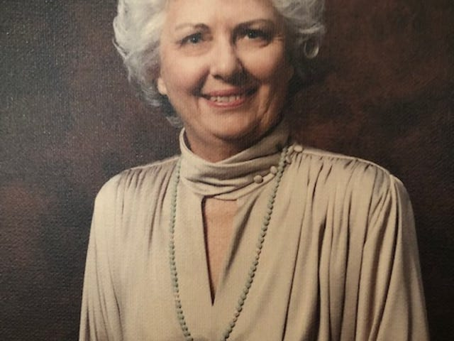 Longtime High Desert philanthropist Glee Heikes died earlier this month at age 97.