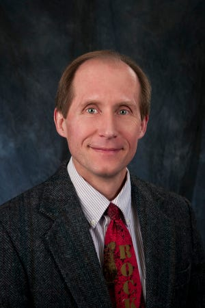 Dr. Brian Weis, chief medical officer at the Northwest Texas Healthcare System