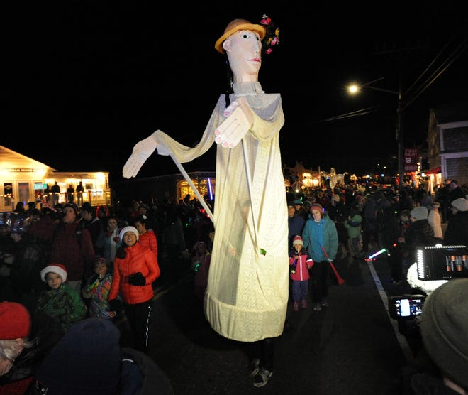 In keeping with this year's downsized pandemic version of the 30th annual First Night Chatham, the popular Noise Parade in the early evening will become a Vehicular Noise Parade down Main Street.