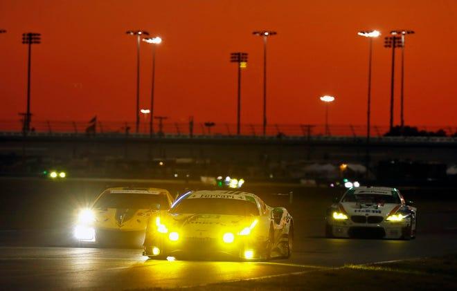 Rolex 24 at Daytona at Daytona International Speedway, Saturday, Jan. 25, 2020.