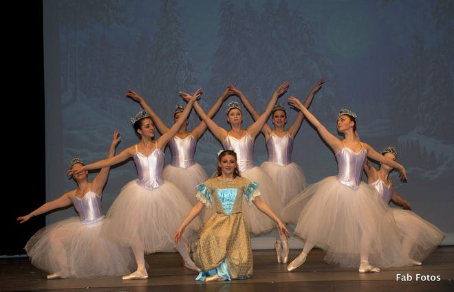 """Safe Haven Ballets will present """"The Nutcracker"""" at The Music Hall in Portsmouth on Jan. 2 and 3."""
