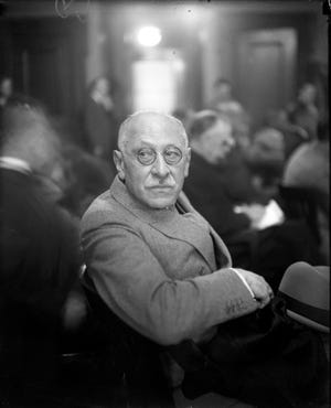 Julius Rosenwald, shown in 1926, was a Chicago businessman and philanthropist. He is best known as the part-owner of Sears, Roebuck & Co. and for starting the Rosenwald Fund, which donated millions to educate African-American children. (Chicago Tribune historical photo/TNS)
