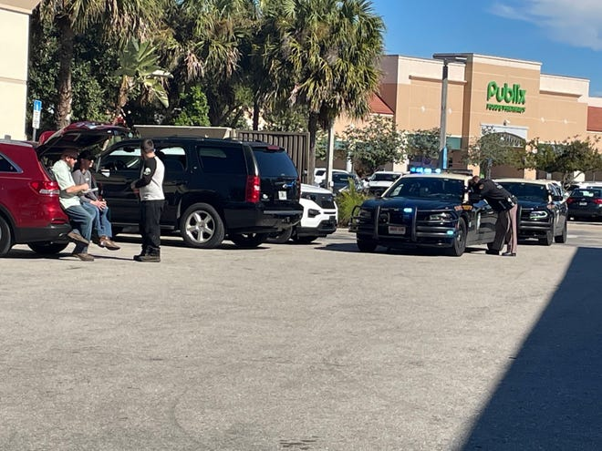 The Florida Highway Patrol and Lee County Sheriff's Office were investigating a fatal crash at the Shoppes at Grande Oakin Estero on Saturday.