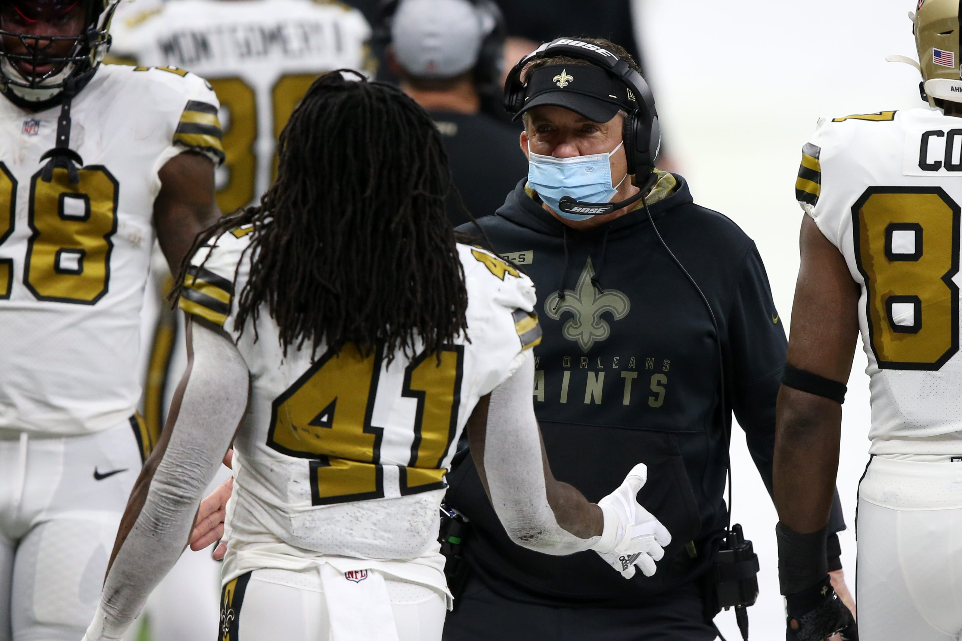 NFL playoff picture as Week 16 begins: New Orleans Saints finally clinch NFC South