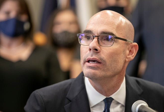 Rep. Dennis Bonnen announced on Sunday, Dec. 27 in a Facebook post that he and wife Kim Bonnen tested positive for COVID-19.