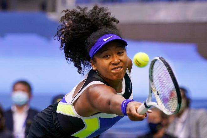The defining stretch of Naomi Osaka's season came in August and September, when she compiled an 11-match winning streak that included the U.S. Open.