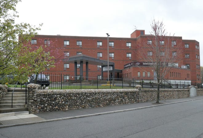 Berkshire Place Nursing and Rehabilitation Center in Providence is one of the first long-term-care facilities to host COVID-19 vaccinations starting Monday.