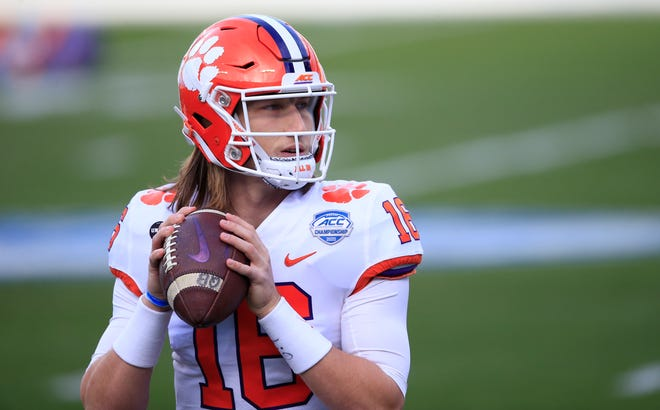Clemson quarterback Trevor Lawrence should get ready to play in Jacksonville after the Jaguars secured the top pick in the 2021 NFL Draft.