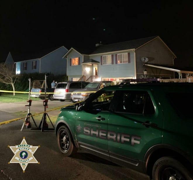 Kitsap County Sheriff's deputies found the body of William Matthews at his brother's house on Dec. 25, 2020.