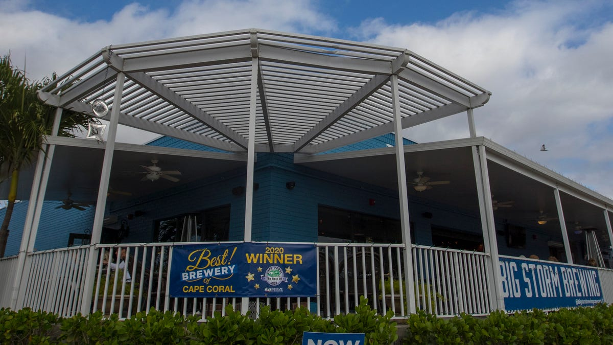 Big Storm Brewery expansion a hit in Cape Coral 1