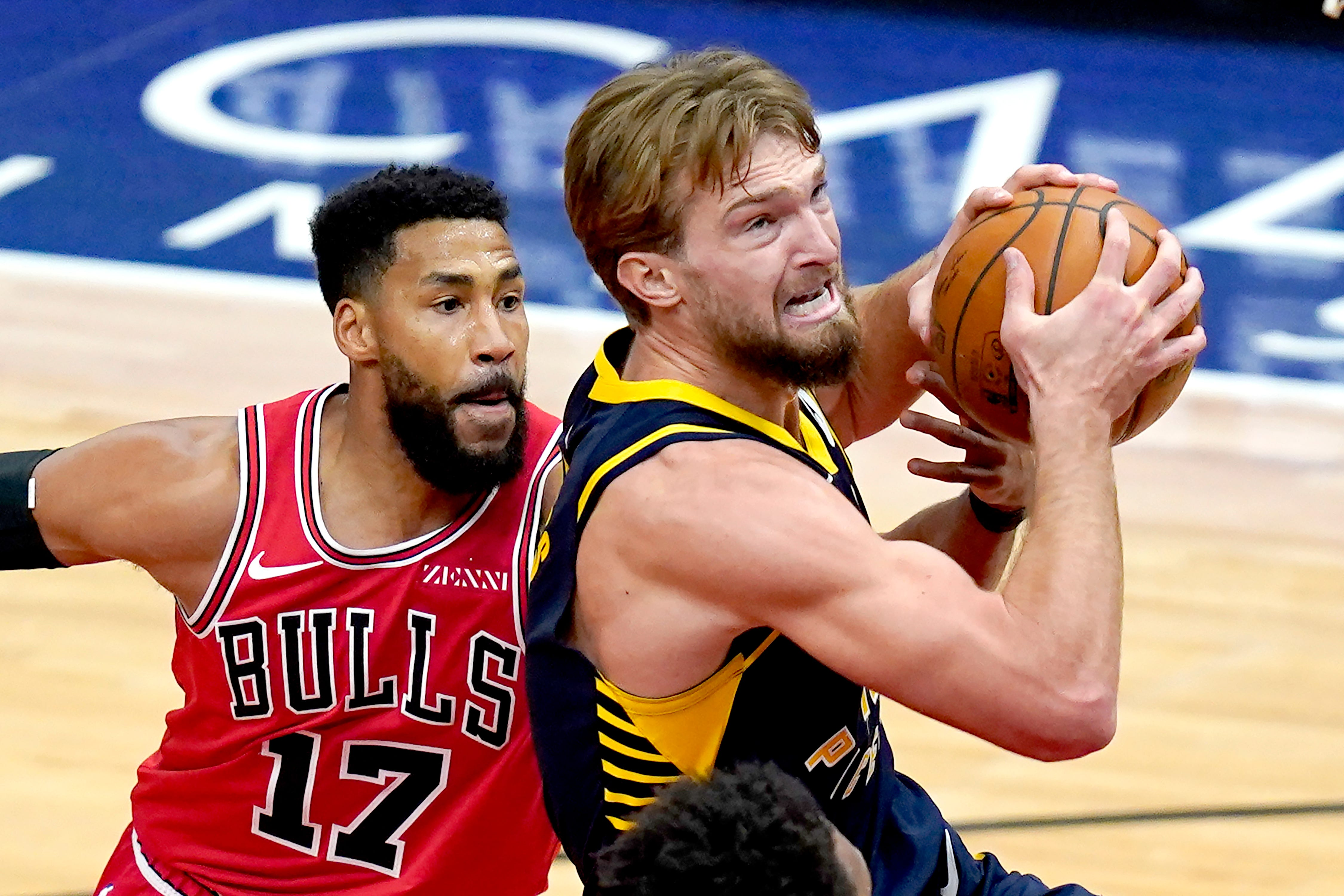 Domantas Sabonis triple double: Pacers forward creating for teammates