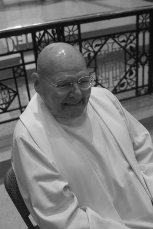 The Rev. Reginald Foster
