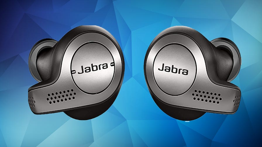 These Jabra Elite 65t earbuds sound great and work with Alexa—and they're nearly half off