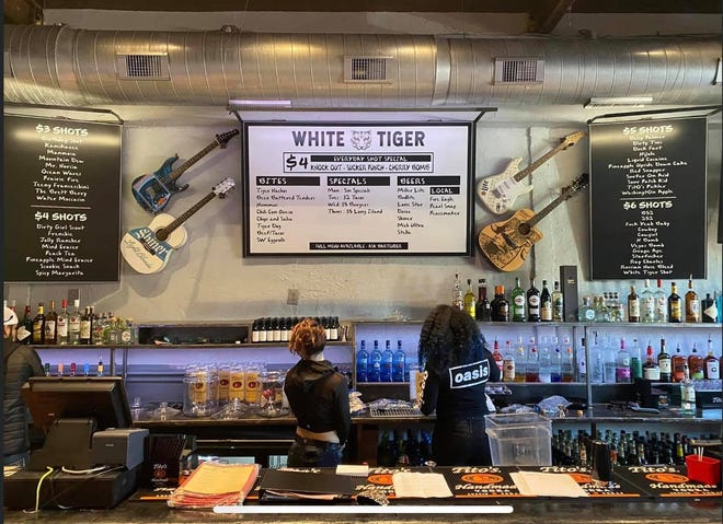 Restaurant and bar White Tiger is now open on South Congress Avenue.