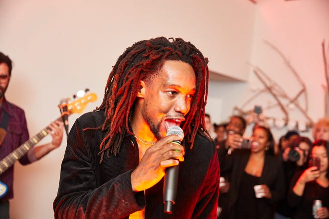 Harry Edohoukwa is among 20 Austin acts selected to receive grants from local music patron Black Fret in 2021.