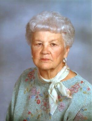 Mrs. Virginia Hobbs Smith Templeton Richards