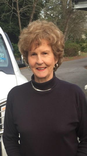 Mrs. Lucretia Murphy Greenway