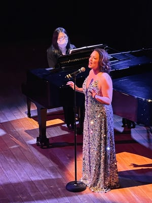 """Sara Sneed will perform the title tune for Cotuit Center for the Arts' virtual """"Some Re-Casted Evening"""" show."""