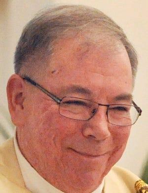 Rev. Mark R. Hession