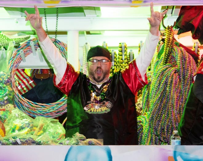 Local carnival clubs hope to reschedule their Mardi Gras parades in 2021.