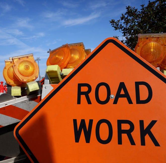 Roadwork will affect traffic Thursday on La. 398 in Labadeville.