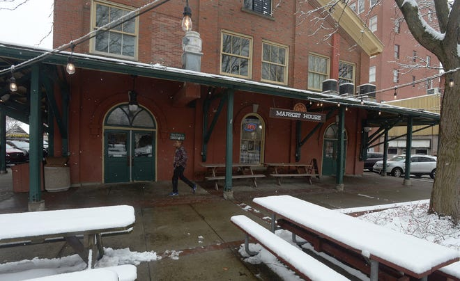 The Meadville Market House is clearing space for a walk-in cooler and refrigeration units to showcase and sell additional foods.