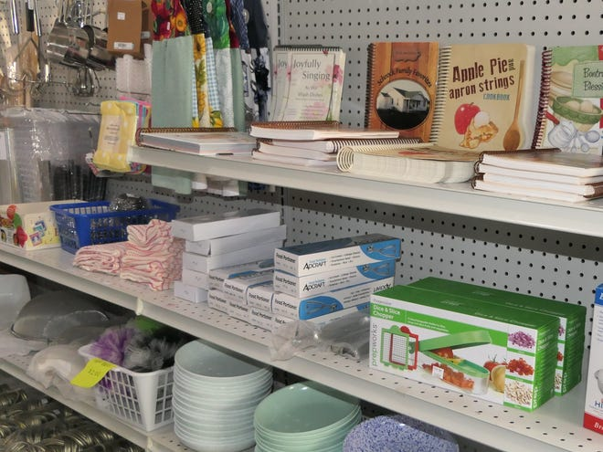 R & E Country Store offers a number of sewing supplies and other necessities.