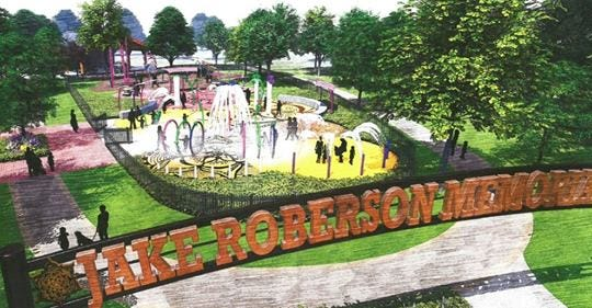 The proposed Jake Roberson Memorial Park in northeast Massillon got a $500K boost from Ohio's capital budget.