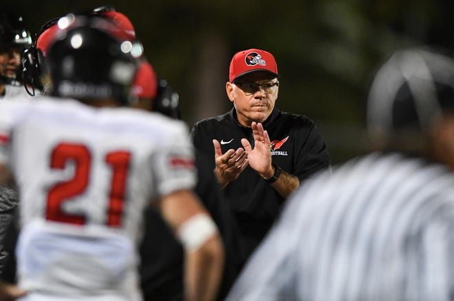 Metamora football coach Pat Ryan retired in January 2020 after a 30-year career leading one of the Peoria area's most decorated high school football programs.