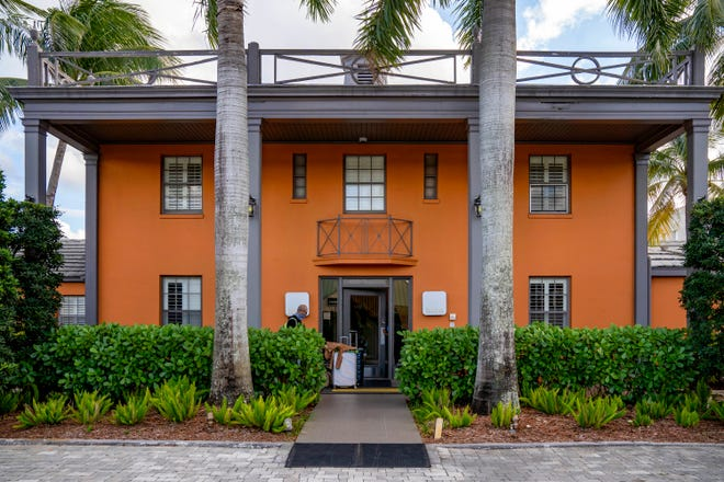 The Hotel Biba in West Palm Beach, seen on Tuesday. will be getting a makeover in 2021, thanks to a new owner.