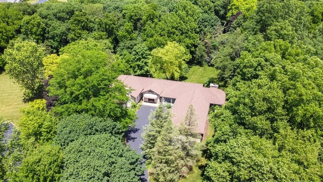 This home at 11374 Garrison Close in Belvidere is for sale for $399,900.