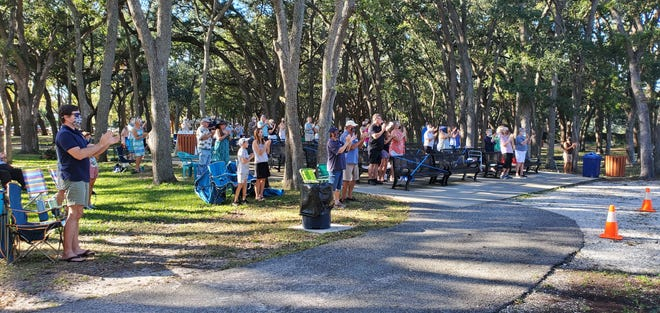 Audiences will gather in area parks to enjoy wind and brass concerts from the Sarasota Orchestra.