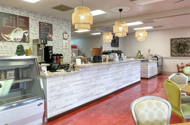 Cremesh Coffee and Bakery, featuring the same owners as Cremesh European Restaurant in Bradenton, is set to open Tuesday.