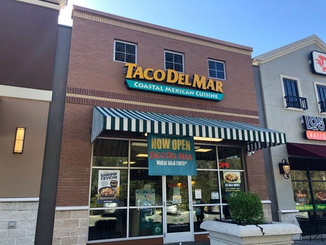 Taco Del Mar, 8181 NW 38th Lane in Gainesville., will close on Dec. 31, due to lack of business caused by the coronavirus pandemic. [Emily Mavrakis/The Gainesville Sun]