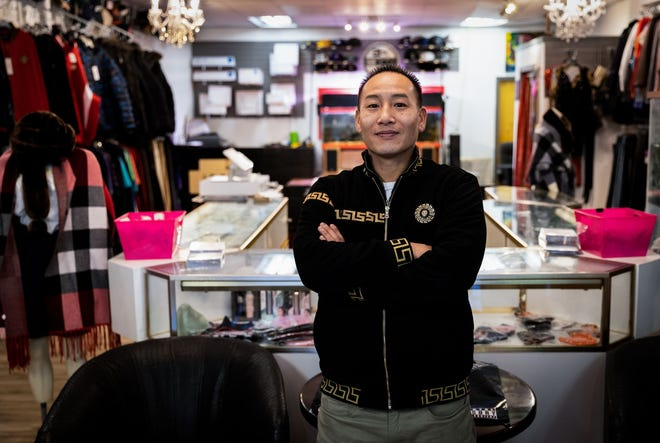 Jimmy Kang is the VP of Wu-Tang Management