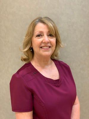Lori Daigle is apalliative care nurse at Parrish Medical Center in Titusville.