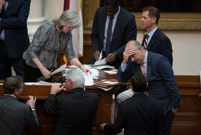 The Texas Legislature will meet in January to decide the state budget for the next two years.