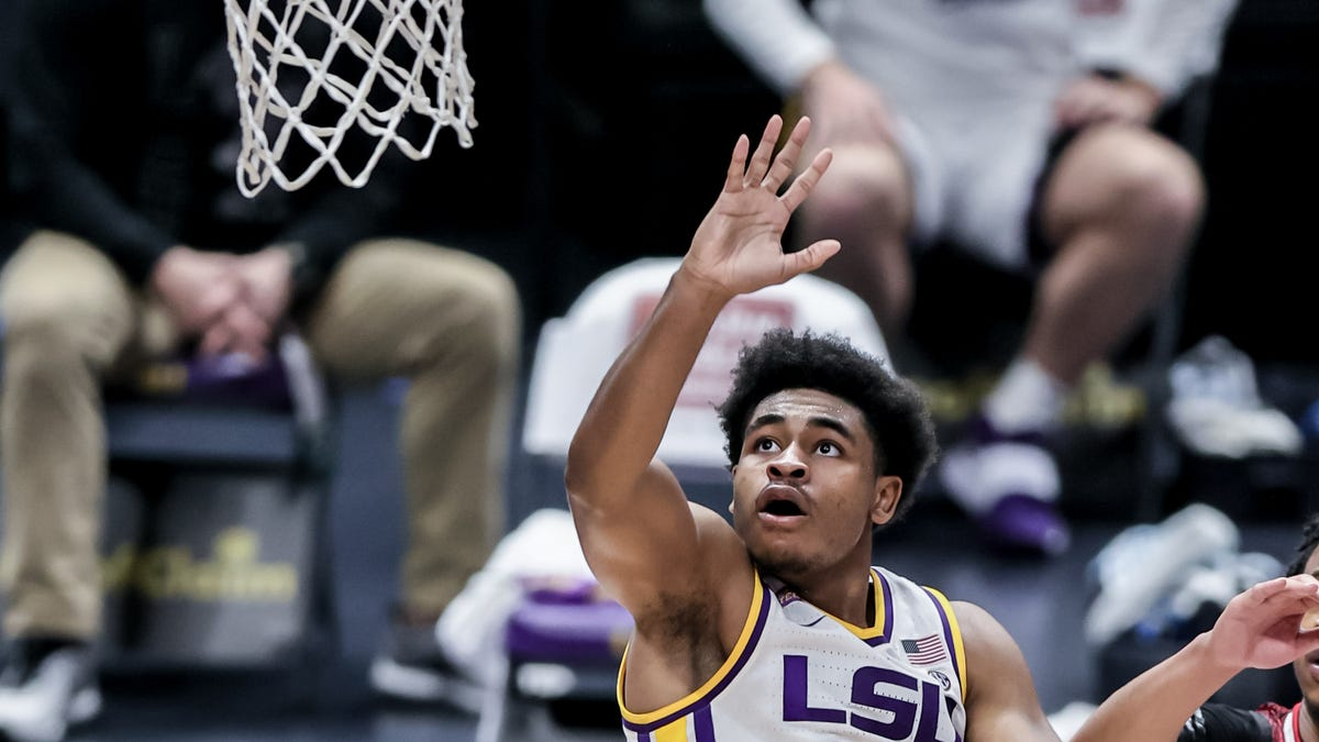 Cameron Thomas: A look at the LSU Tigers men's basketball guard
