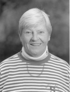 Mary Fossum, MSU women's golf coach from 1973-1997, died Sunday at 93 years old.