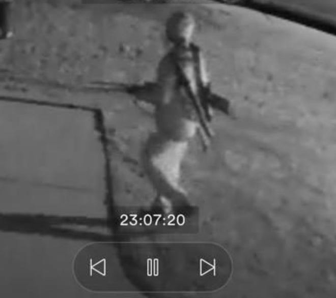 Prattville police are looking for this suspect in a string of vehicle break ins where a number of guns were stolen.