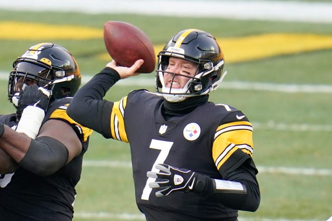 Ben Roethlisberger's days with the Pittsburgh Steelers may be numbered.
