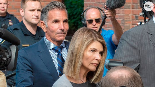 Actress Lori Loughlin has been released from prison after serving her two-month sentence for her part in the college admissions scandal.