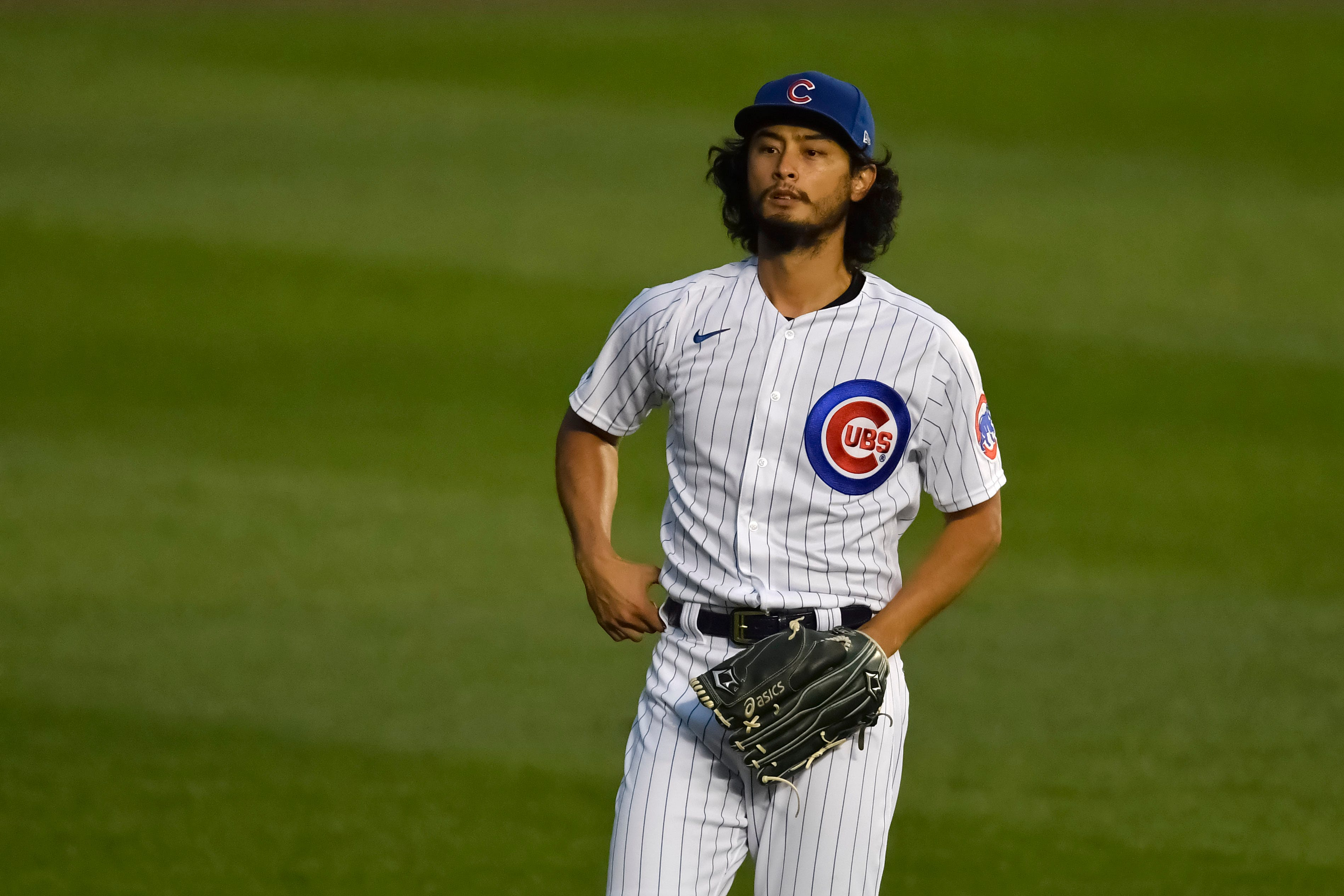 San Diego Padres to acquire Yu Darvish in trade with Chicago Cubs