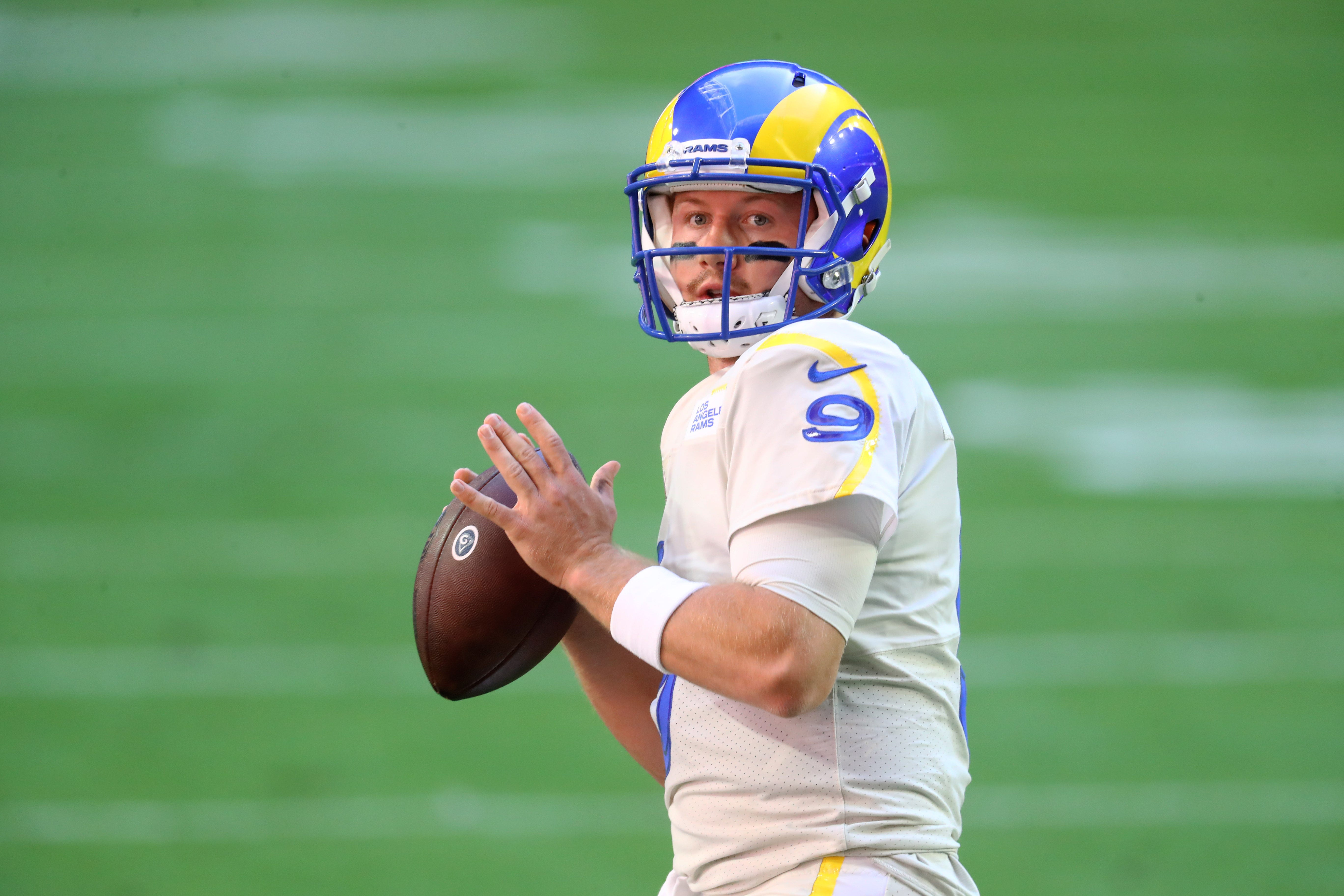 With Jared Goff Hurt Who Is Los Angeles Rams Backup Qb John Wolford