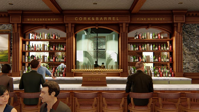 Cork & Barrel will give Round Rock residents a new Irish pub option.