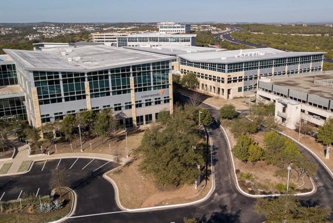 Austin-based software maker SolarWinds is being sued by an investor in the wake of a data breach.