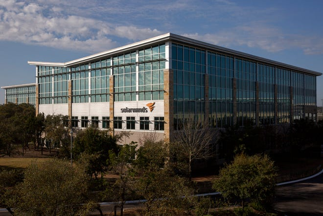 Austin-based software company SolarWinds is looking to move forward from last year's cyberattack.