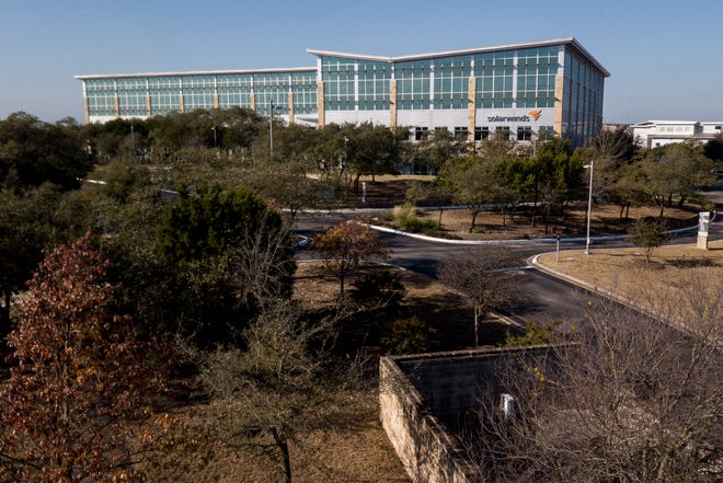 Austin-based SolarWinds is considering a spinoff of its managed service provider business into a standalone company.