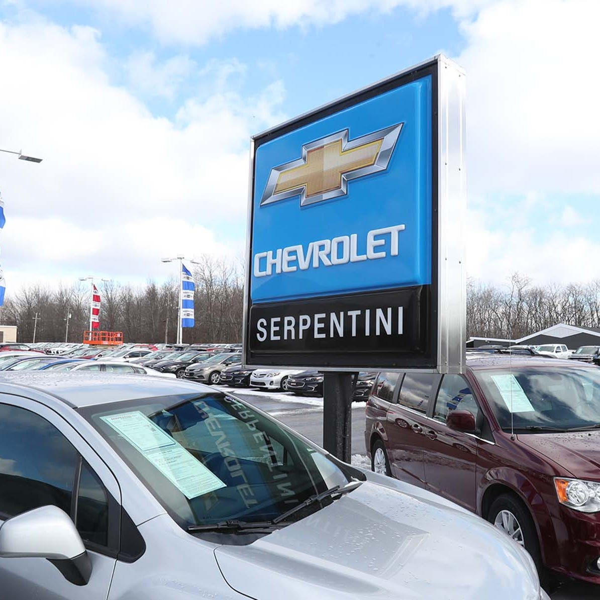 Serpentini Chevrolet To Expand In Tallmadge