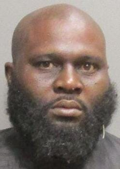 Cornelius Canetrell Murphy of Palm Coast is being held on a $612,000 bond after he was charged with multiple counts of drug trafficking.